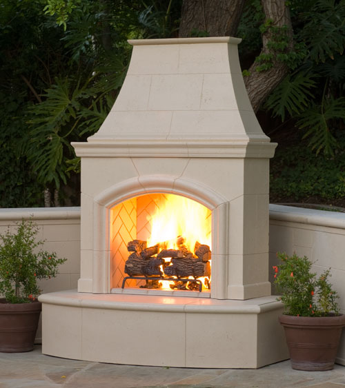 Phoen Fireplace Product Photo
