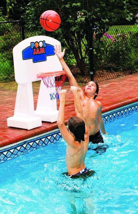 Pool Jam Basketball Game Product Photo