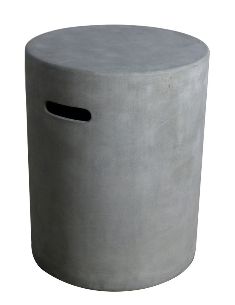 Round Propane Tank Cover for Firepits