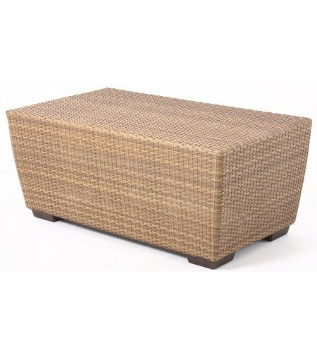 Wicker Coffee Table Product Photo