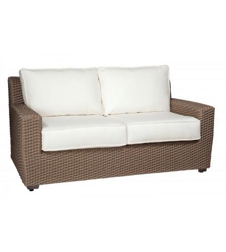 Wicker Love Seat Product Photo