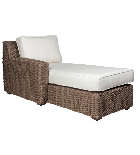 Wicker Chaise Sectional Product Photo