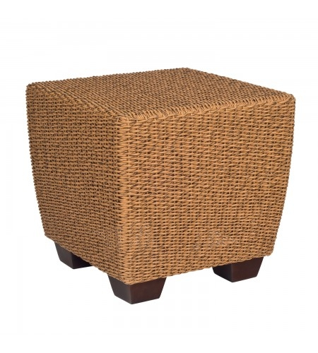 Wicker End Table Product Photo