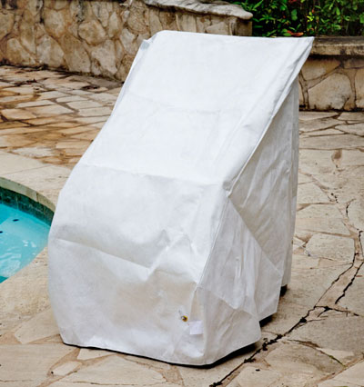 Armless Seating Cover