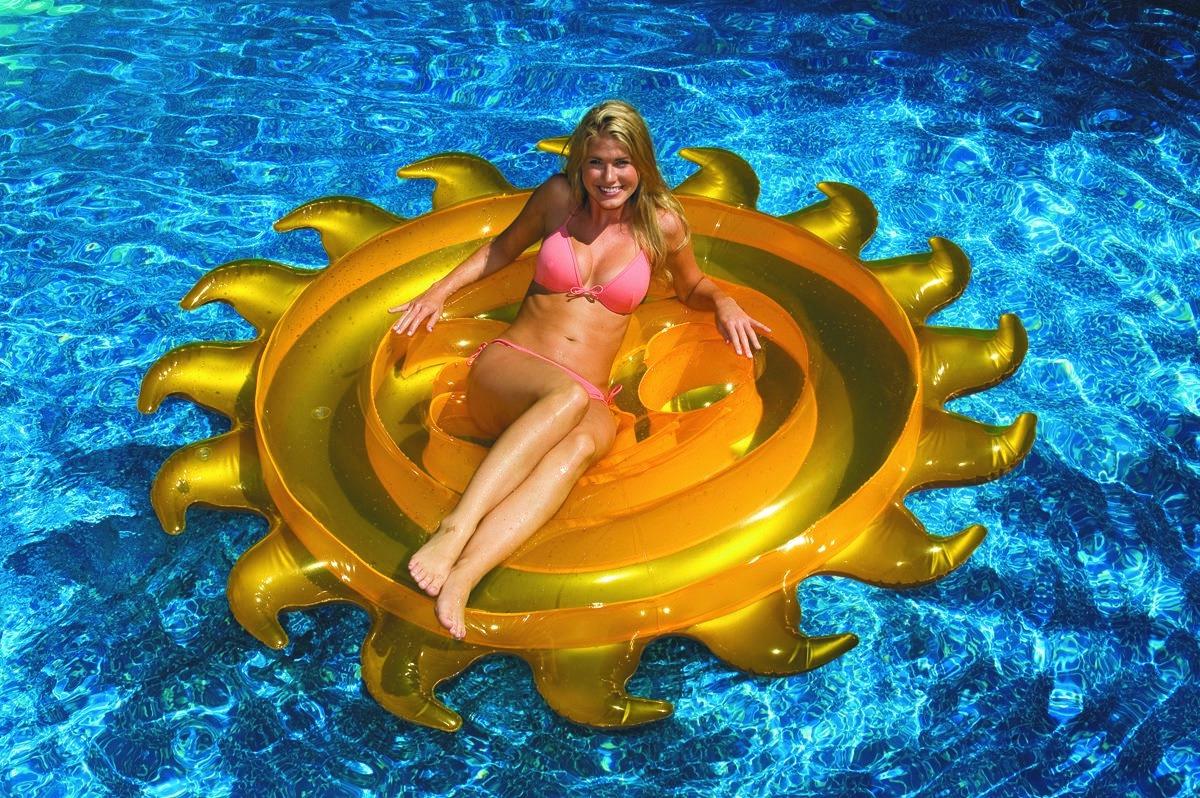 Sunshine Pool Float Product Photo