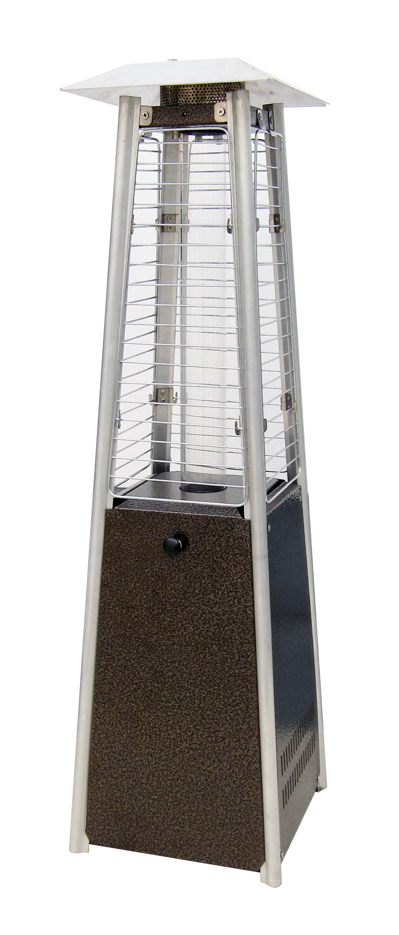 Square Tabletop Patio Heater Product Photo