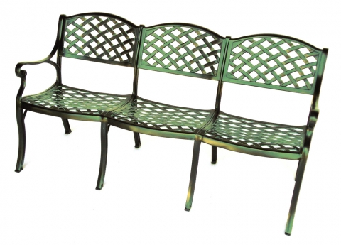 Triple Settee Product Photo