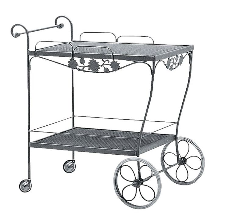 Tea Cart Product Photo