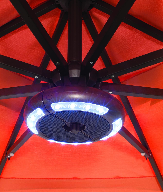 Umbrella Light Bluetooth Product Photo