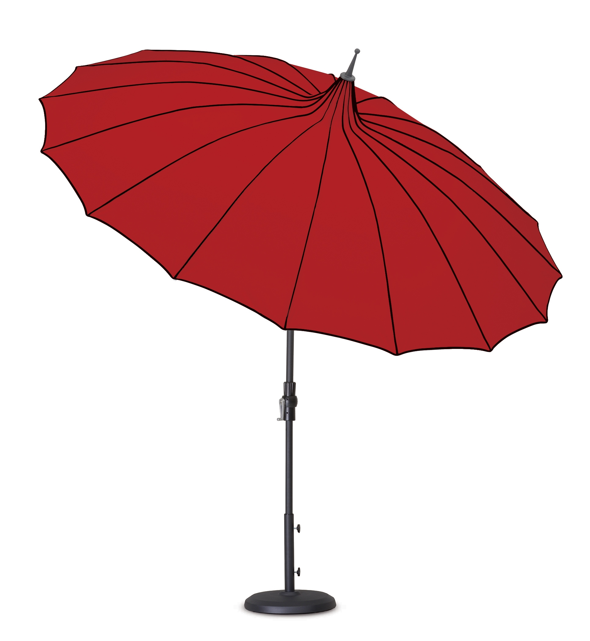 Tilt Umbrella Product Photo