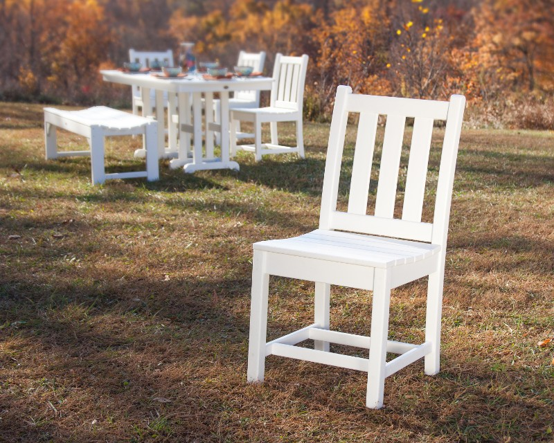 Garden Dining Side Chair Product Photo