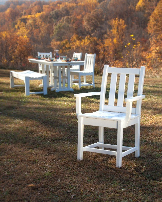 Garden Dining Arm Chair Product Photo