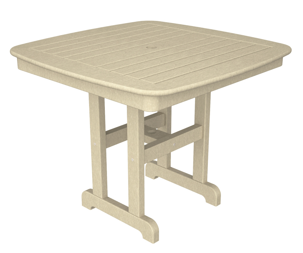 Square Dining Table Product Photo