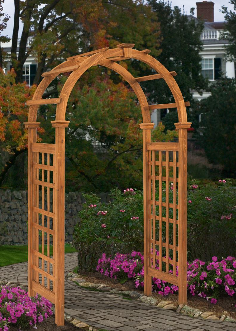 Composite Arbor Product Photo