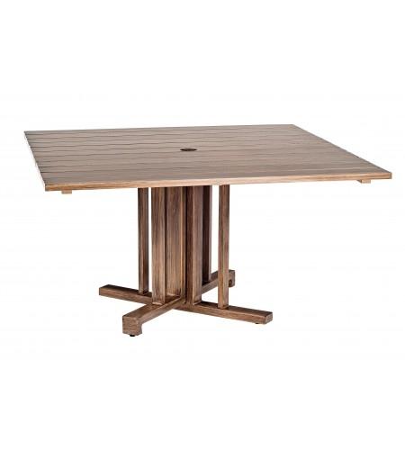 Square Umbrella Table Product Photo
