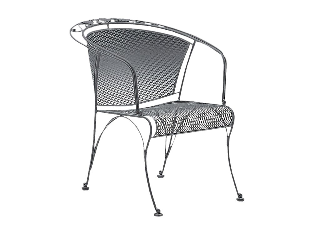 Barrel Dining Chair Product Photo