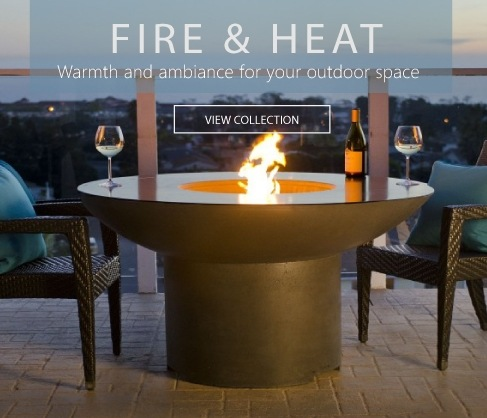 patio fire and heat products