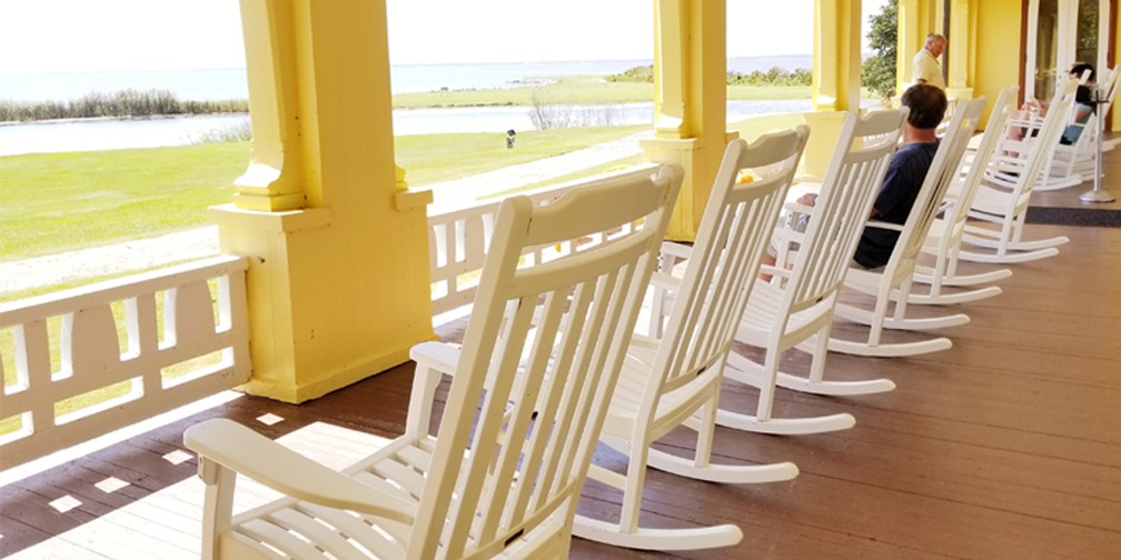 Wondrous Weatherproof Rocking Chairs For Commercial Resorts And Hotels Ibusinesslaw Wood Chair Design Ideas Ibusinesslaworg
